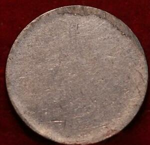 UNCIRCULATED NO DATE DIME BLANK PLANCHET ERROR