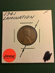 1941 P LINCOLN WHEAT PENNY