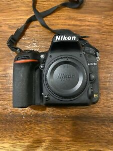 NIKON D750 24.3MP FX DSLR CAMERA BODY ONLY