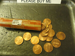 1995 LINCOLN CENT ROLL      REDS AU                >> C/S & H <<