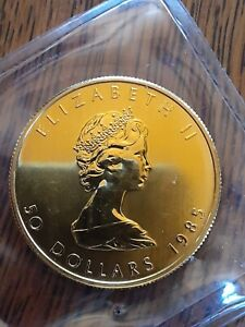 Click now to see the BUY IT NOW Price! ELIZABETH II 50 DOLLAR GOLD COIN