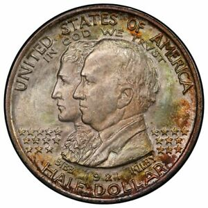 Click now to see the BUY IT NOW Price! ALABAMA 1921 50C SILVER COMMEMORATIVE PCGS MS67