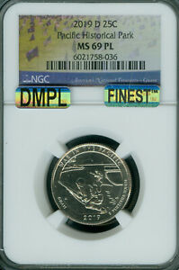 Click now to see the BUY IT NOW Price! 2019 D WAR PACIFIC GUAM QUARTER NGC MAC MS69 DMPL PQ FINEST GRADED SPOTLESS  ..