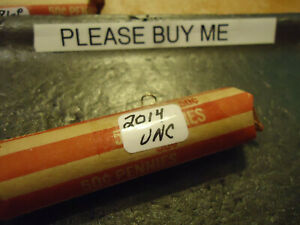 2015 P UNCIRCULATED  LINCOLN CENT ROLL     TRACKING REQUIRED