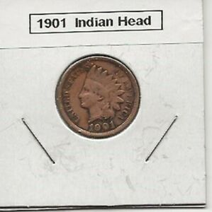 AN INDIAN HEAD CENT