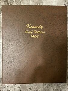 Click now to see the BUY IT NOW Price! KENNEDY HALF DOLLAR SET 1964   2015 DANSCO ALBUM WITH  1976 D COIN