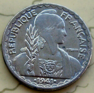 COIN FR.INDO CHINA 20C 1941S UNC 3683