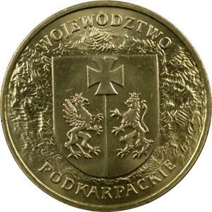 POLAND   2 ZLOTE   2004   UNC   PODKARPACKIE PROVINCE
