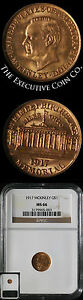 Click now to see the BUY IT NOW Price! 1917 MCKINLEY COMMEMORATIVE GOLD $1 NGC MS66