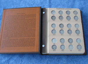 Click now to see the BUY IT NOW Price! 1932 1997PD WASHINGTON QUARTER STARTER SET IN DANSCO ALBUM 83 SILVER COINS E0760