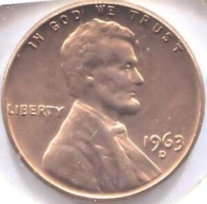 AU 1963 D LINCOLN MEMORIAL PENNY    AMERICAN ONE CENT COIN DENVER MINT
