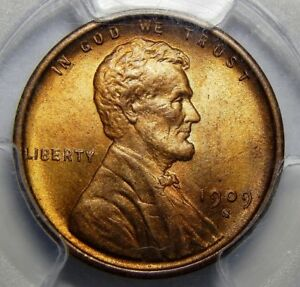 Click now to see the BUY IT NOW Price! 1909 S VDB PCGS MS65RD LINCOLN WHEAT CENT