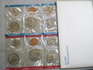 1979 UNITED STATES UNCIRCULATED MINT SET/ ALL ORIGINAL