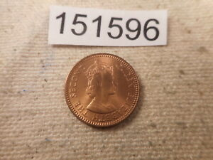 1959 MAURITUS ONE CENT NICE UNCIRCULATED COLLECTOR GRADE ALBUM COIN    151596