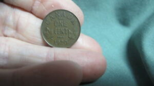 CANADA 1920 ONE CENT   NICE