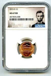 Click now to see the BUY IT NOW Price! 2015 D US MINT CENT UNION SHIELD NGC MS67 RD LINCOLN LABEL SUPER HIGH GRADE