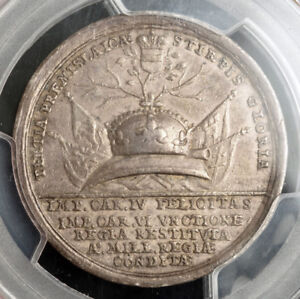 Click now to see the BUY IT NOW Price! 1723 BOHEMIA CHARLES VI. SILVER