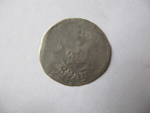 OLD SILVER CZECH COIN