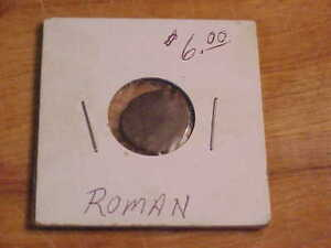 COPPER ROMAN COIN
