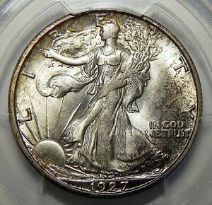Click now to see the BUY IT NOW Price! 1927 S PCGS MS65 WALKING LIBERTY HALF DOLLAR
