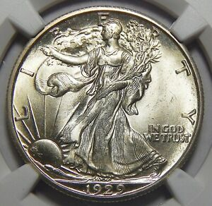 Click now to see the BUY IT NOW Price! 1929 D NGC MS66 WALKING LIBERTY HALF DOLLAR