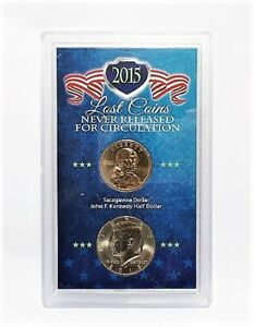 UNITED STATES MINT 2015 USA LOST COINS NEVER RELEASED FOR CIRCULATION SET