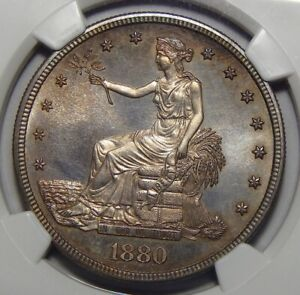 Click now to see the BUY IT NOW Price! 1880 NGC PF67 TRADE DOLLAR