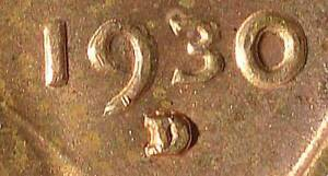 Click now to see the BUY IT NOW Price! 1930 D/D MS63 RB LINCOLN CENT  D OVER D ERROR PENNY  UNCIRCULATED POP 5/0