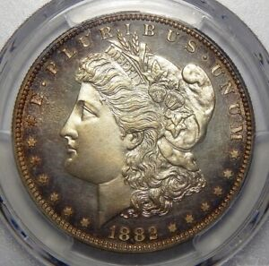 Click now to see the BUY IT NOW Price! 1882 PCGS PR66 CAMEO MORGAN DOLLAR