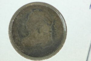 1835 CAPPED BUST DIME 71MM