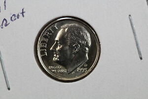 Click now to see the BUY IT NOW Price! 1993 D ROOSEVELT DIME 9OFK