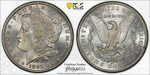 Click now to see the BUY IT NOW Price! 1891 CC PCGS MS66 MORGAN DOLLAR   TOUGH DATE/GRADE