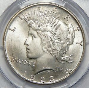 Click now to see the BUY IT NOW Price! 1923 D PCGS MS66 PEACE DOLLAR