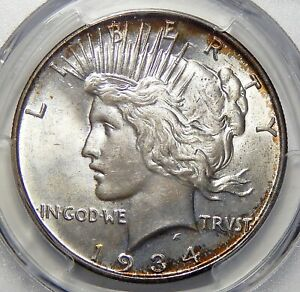 Click now to see the BUY IT NOW Price! 1934 D PCGS MS66 PEACE DOLLAR