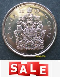 2006 P 50 CENTS UNC   PROOF LIKE   ONLY 2.29$ EACH   BEST PRICE ON EBAY