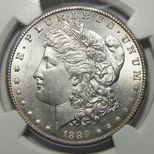 Click now to see the BUY IT NOW Price! 1889 CC NGC MS64 MORGAN DOLLAR