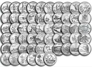 1999   2008 D  ANY STATE QUARTER DENVER MINT UNCIRCULATED  YOU CHOOSE ONE STATE