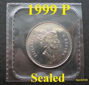 1999 P  SPECIAL EDITION  10 CENTS IN MINT SEALED CELLO   LOW MINTAGE ONLY 20 000