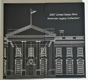 Click now to see the BUY IT NOW Price! 2007 UNITED STATES MINT AMERICAN LEGACY PROOF COLLECTION SET