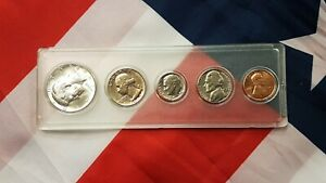 1969 US COIN MINT SET AS PICTURED   NS10