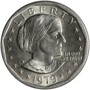 1979 P SUSAN B. ANTHONY DOLLAR   NEAR DATE GREAT DEALS FROM THE EXECUTIVE COIN C