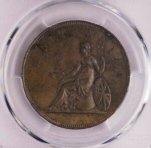 Click now to see the BUY IT NOW Price! PCGS MS62BN 1819 IONIAN ISLANDS 2OBOL LUSTER  CONDITION