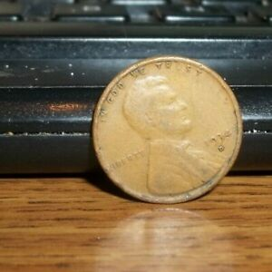 1934 D LINCOLN WHEAT PENNY 1 CENT TEP