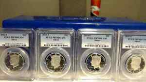 Click now to see the BUY IT NOW Price! 1992 2015 S KENNEDY HALF DOLLAR SILVER PROOF RUN PCGS PR70