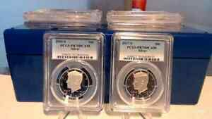Click now to see the BUY IT NOW Price! 1992 2017 S KENNEDY HALF DOLLAR SILVER PROOF RUN PCGS PR70