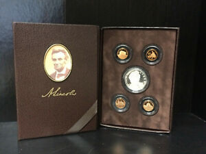 2009 ABRAHAM LINCOLN PRESIDENTIAL COIN & CHRONICLES SET