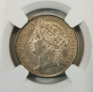 Click now to see the BUY IT NOW Price! NGC MS61 1901 BRITISH HONDURAS 25CENTS SILVER LOW MINTAGE 20K  IN MS GRADE