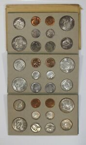 Click now to see the BUY IT NOW Price! 1954 P / D / S DOUBLE MINT SET UNCIRCULATED PQ   PREMIUM QUALITY PLUS