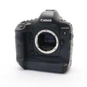 CANON EOS 1DX 18.1MP DIGITAL SLR CAMERA BODY SHUTTER COUNT 92000 SHOTS