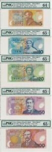 Click now to see the BUY IT NOW Price! RESERVE BANK NEW ZEALAND  $5 1999 2003 SPECIMEN PMG  64EPQ/65EPQ 5 PCS POLYMER